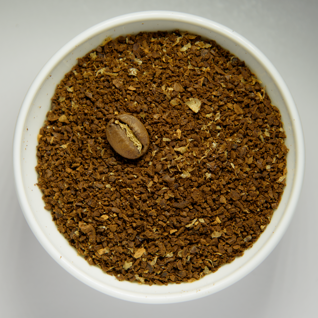 coffee grounds to prevent ants
